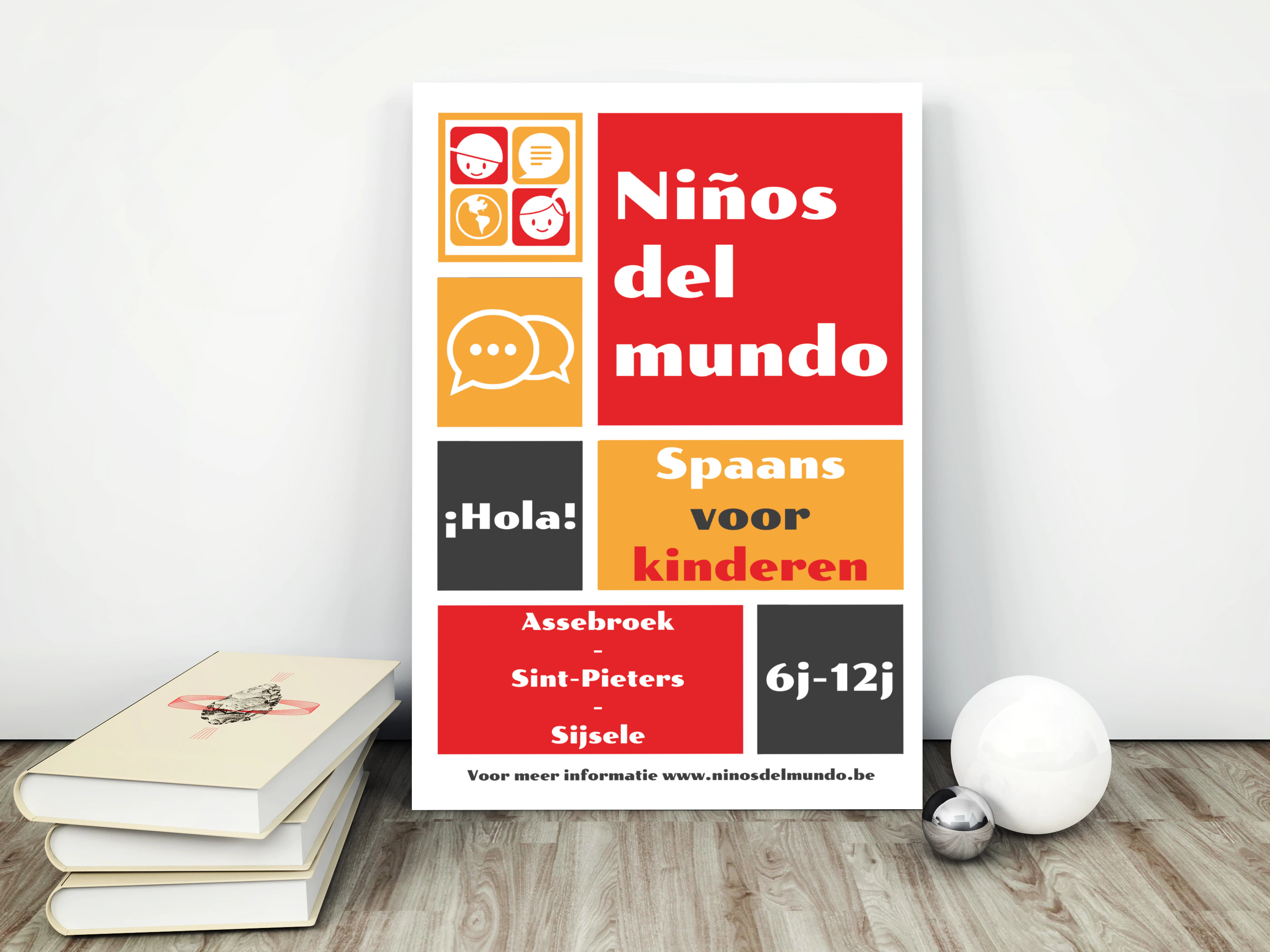 Flyer ninosdelmundo.be